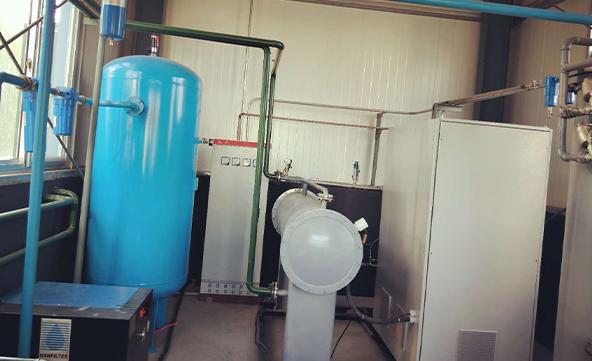 广饶科力达中水回臭氧发生器