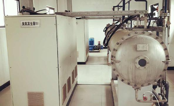 烟草公司废水处理5KG臭氧机