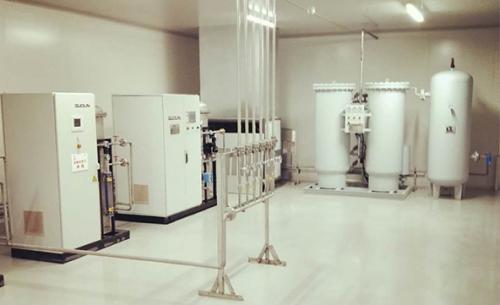 圣元营养奶粉车间净化臭氧机