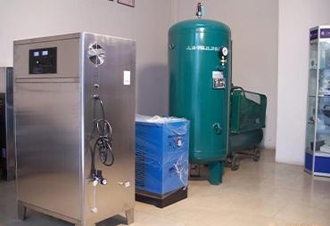 威海废水处理设备-泳池臭氧发生器