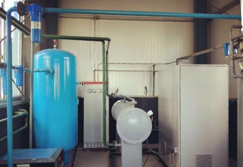 威海中水回用2kg臭氧发生器