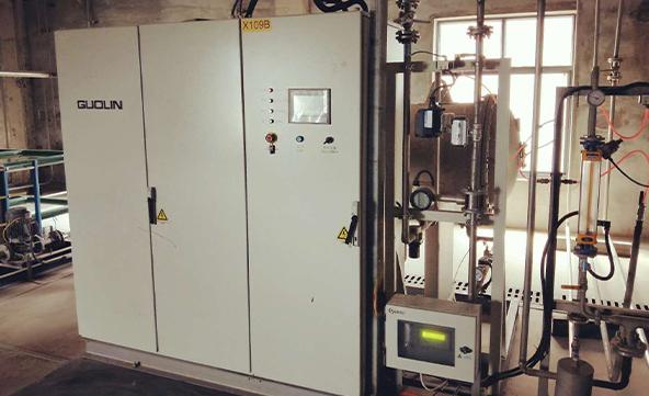 利津石化5Kg臭氧发生器